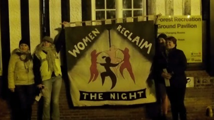 Reclaim the Night, 2013