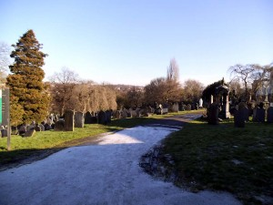 General Cemetery 2015 image: K Powell