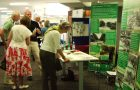 Green Spaces Project at the Great Nottinghamshire History Fair, 9 May 2016 Image:  Judith Mills