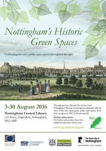 Green Spaces Exhibition