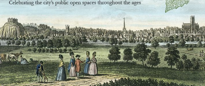 Nottingham's Historic Green Spaces Exhibition