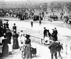 Queen Victoria's Diamond Jubilee Celebrations, 1897. FW Stevenson and www.picturethepast.org.uk